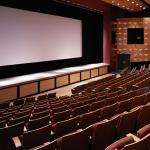 3D Movie Theatre and Auditorium
